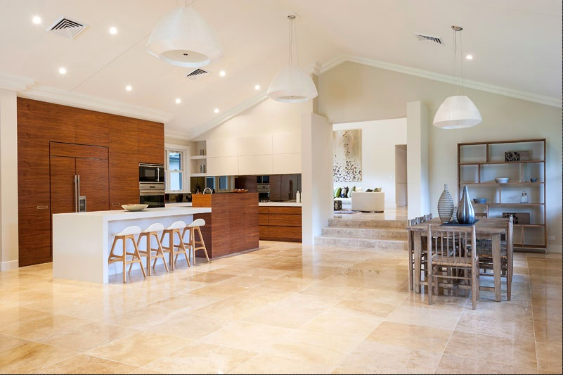 15 after Booralie Rd dining kitchen