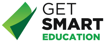 Image of the Get Smart Education logo