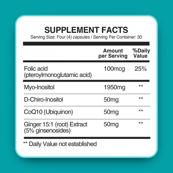 CONCEIVE PLUS | Ovulation Support Hormone Balance for Wome